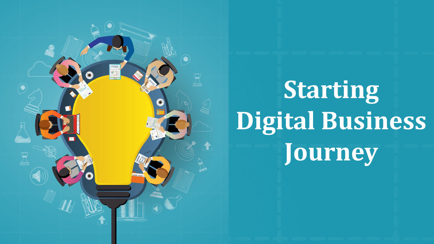 How to Start Your Digital Business Journey?