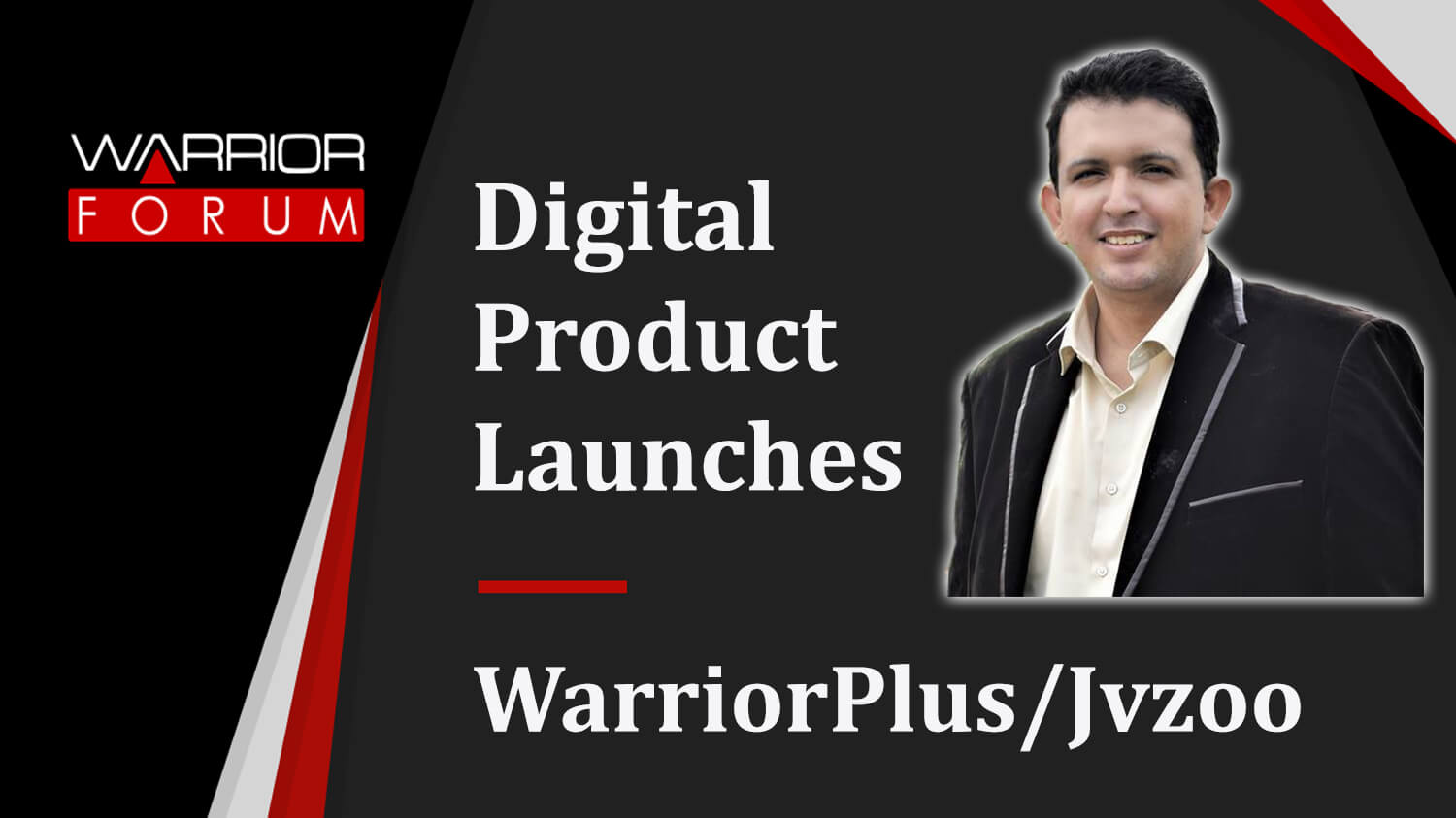Digital Product Launches on WarriorPlus/Jvzoo