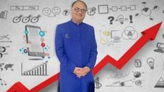 Businessman Technology and Social Media Orientation Businessman